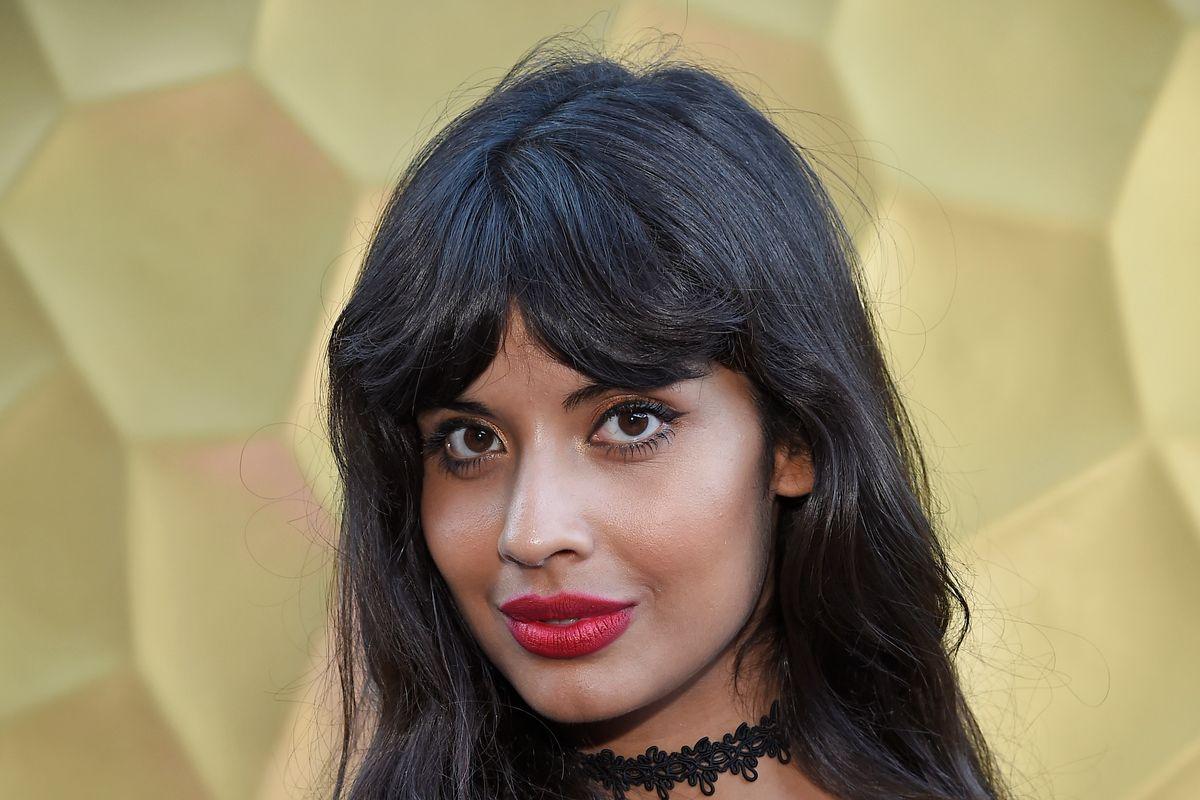 Jameela Jamil Says No to Airbrushing