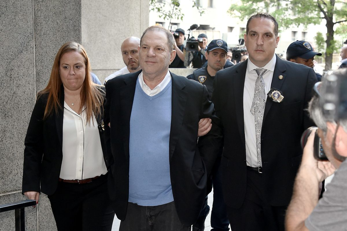 Harvey Weinstein Faces Another Sexual Misconduct Lawsuit