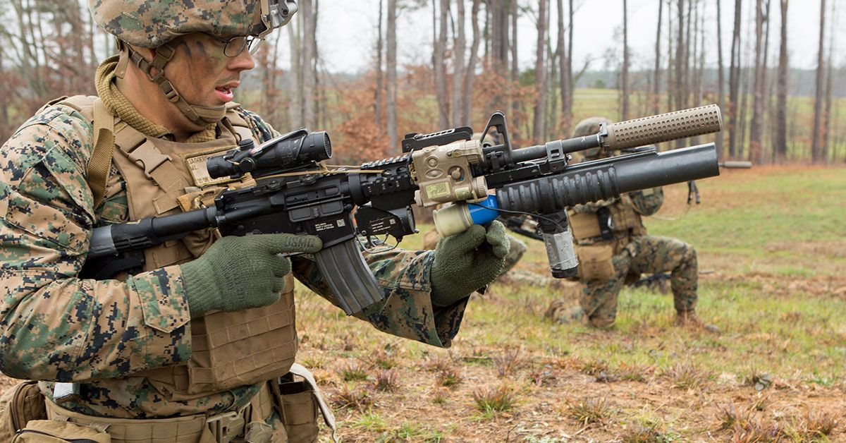 Here S Why Having An M203 Grenade Launcher Is Actually