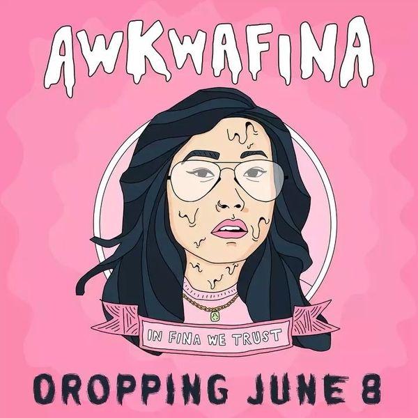 Awkwafina Announces New EP, 'In Fina We Trust'