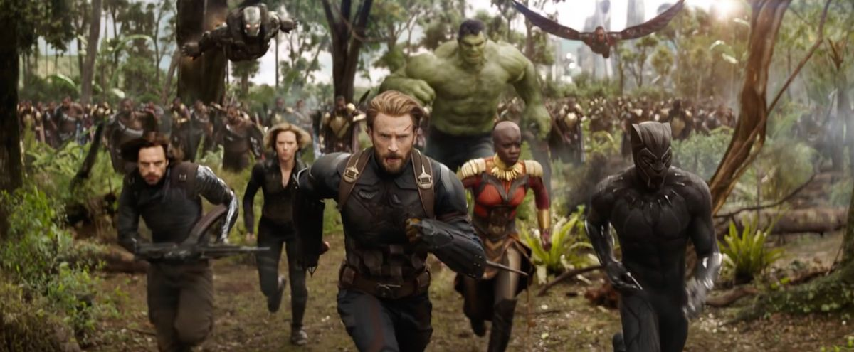 """15 More Or Less Healthy Ways I've Dealt With """"Infinity War"""""""