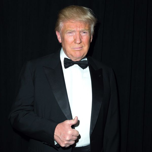 Donald Trump Is 'Not Familiar' with the Harvey Weinstein Case