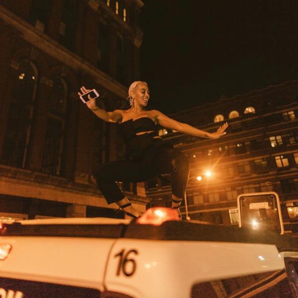 The Solange-Endorsed Designer Using Industrial Materials to Empower Black Women