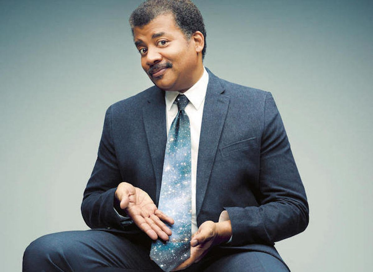 Neil deGrasse Tyson Should Be An Essential Figure To The Young Black Community