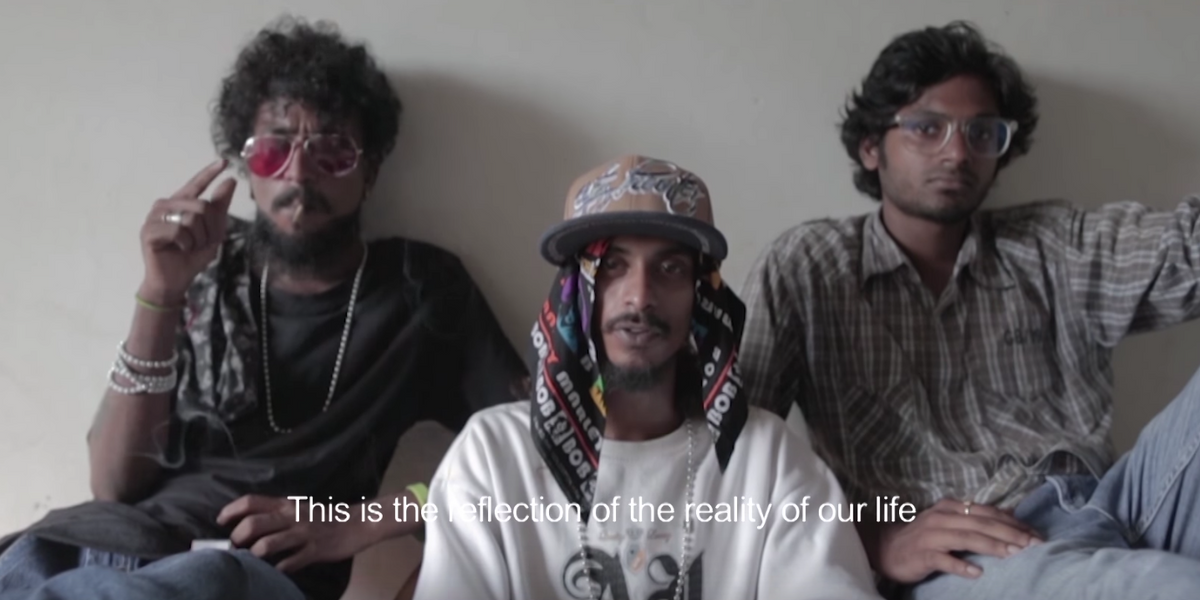 The Mumbai Rappers Using Music to Portray Life in One of India's Biggest Slums