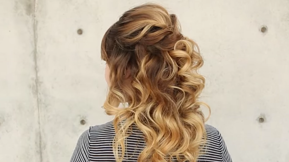 10 Summertime Hairstyles For A Girl On The Go, And How To Style Them