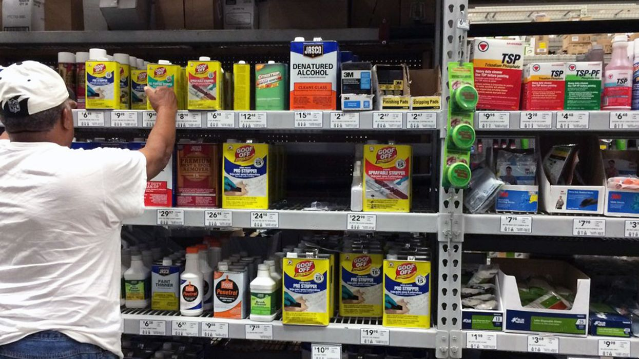 Lowe's Says It Will Stop Selling Deadly Paint Removers
