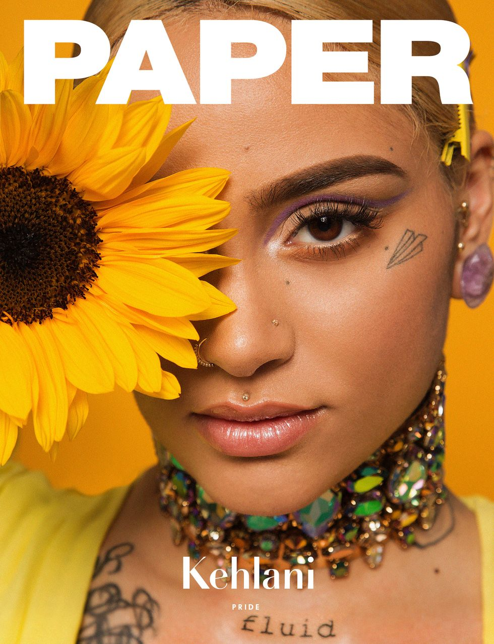 Kehlani The Softer Side Of Savage Paper