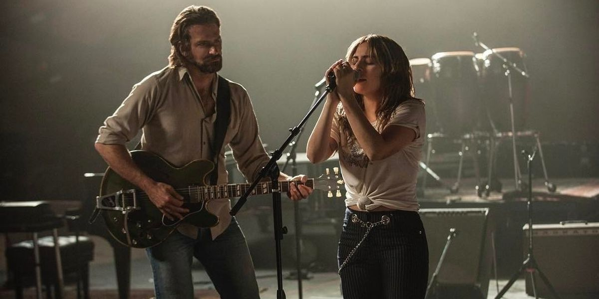 See Lady Gaga and Bradley Cooper Melt Hearts in 'A Star Is Born' Trailer