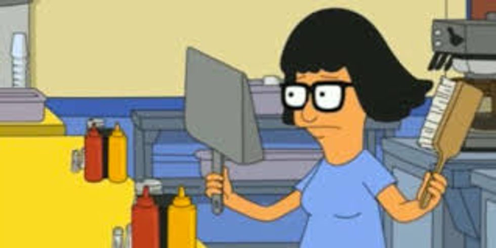 12 Times We All Wish We Were As Confident As Tina Belcher