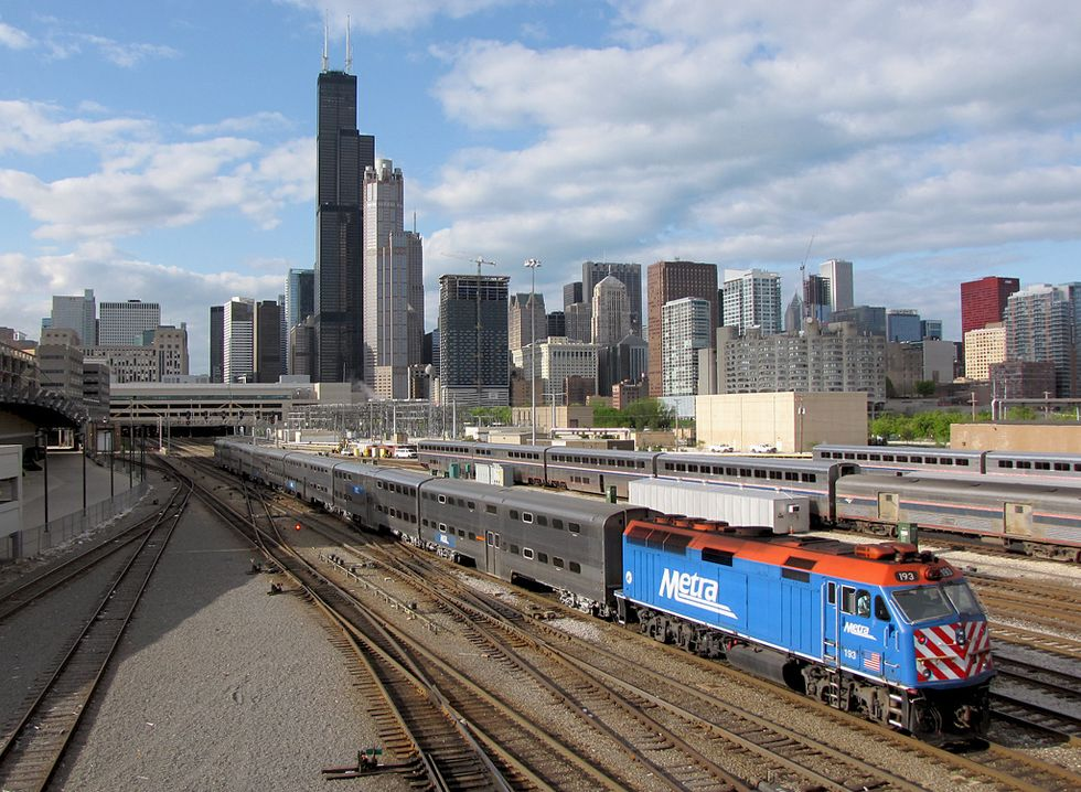 11 Things I've Learned After Riding the Metra For A Month
