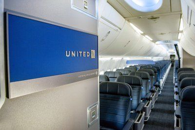 United Airlines' First 737 MAX 9 Takes Flight from Houston's George
