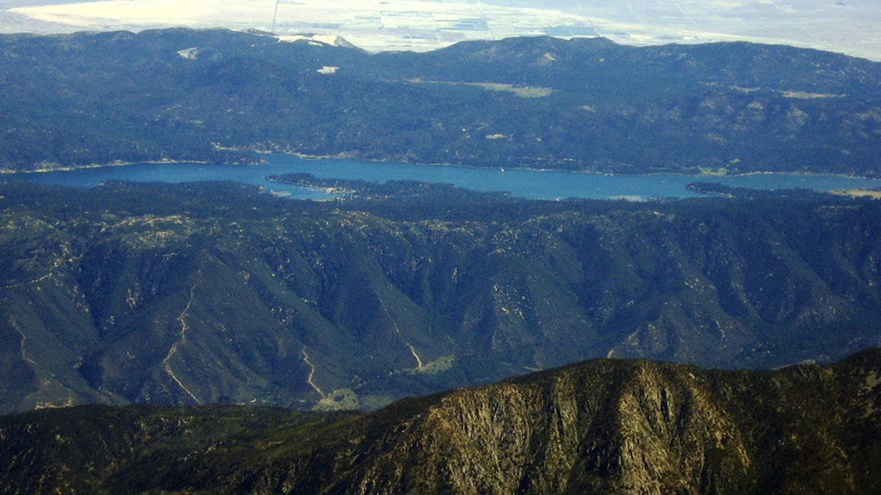 Settlement Ends Nestlé's Expired 'Zombie' Permit to Siphon Water From San Bernardino National Forest