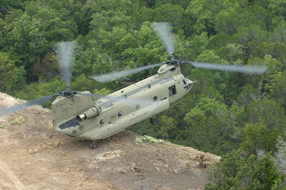 A day in the life of a Vietnam War chopper pilot - We Are The Mighty