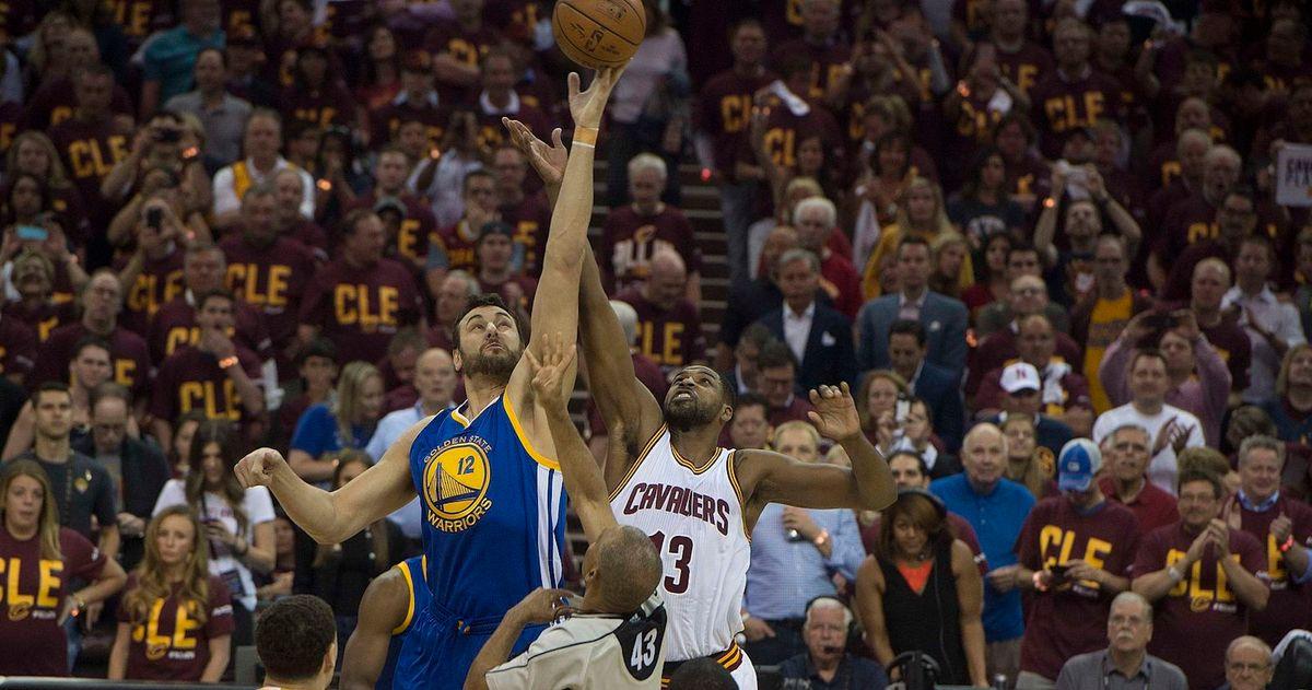 NBA Finals: Cavaliers vs Warriors (Again)