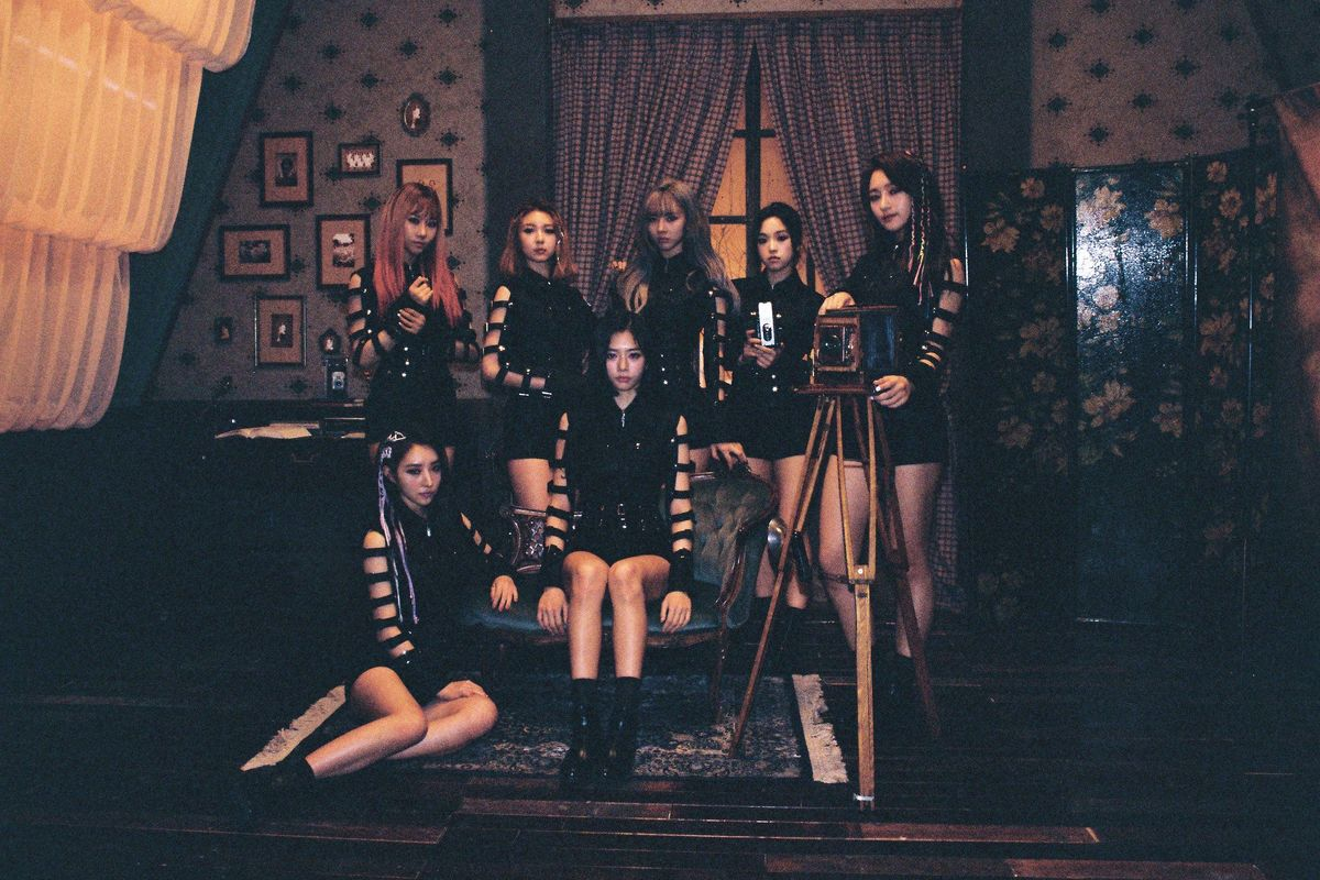 Meet Dreamcatcher: K-Pop's Most Horrifying Girl Group