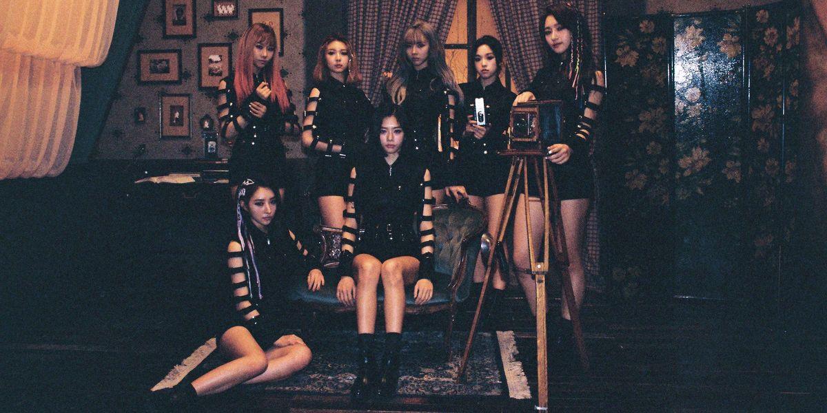 Meet Dreamcatcher: K-Pop's Most Horrifying Girl Group