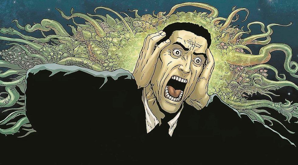 L'esempio di H.P. Lovecraft: la vita priva del sacro genera l'orrore senza fine