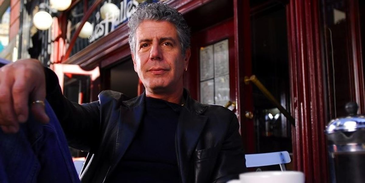 Anthony Bourdain Dead at 61 of an Apparent Suicide