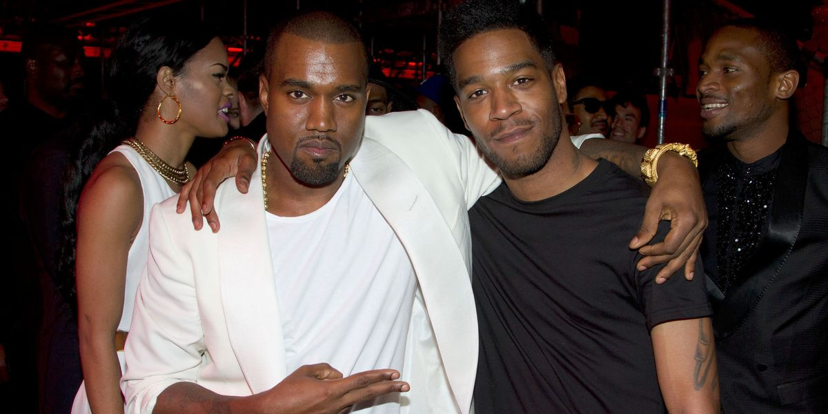 Kid Cudi and Kanye West's New Album Has Arrived