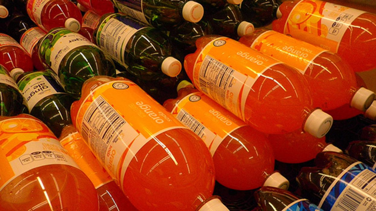 Soda Ads Target Low-Income Shoppers, Study Finds