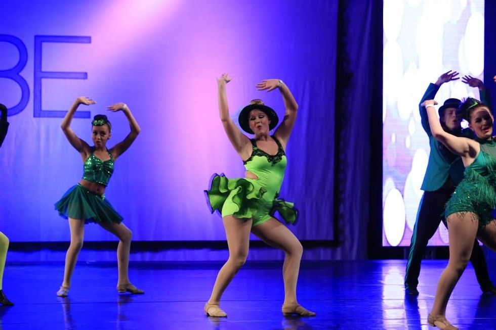 How Growing Up A Dancer Helped Me