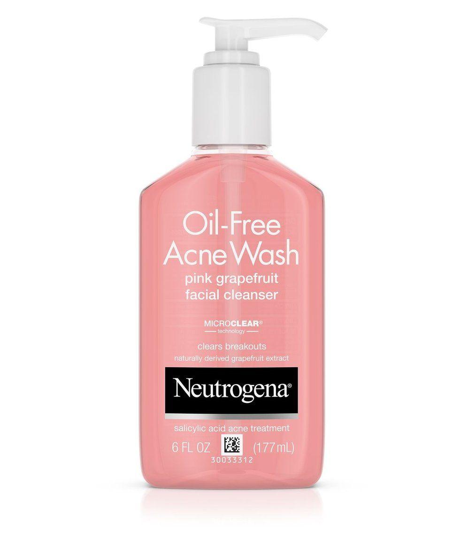 acne wash