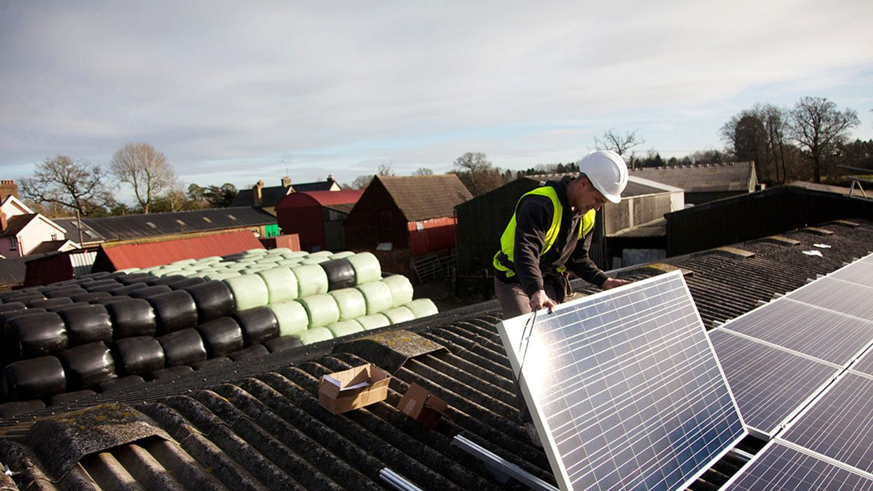 2017 Was a Record Breaking Year for Renewables, But More Needs to Be Done to Meet Paris Goals