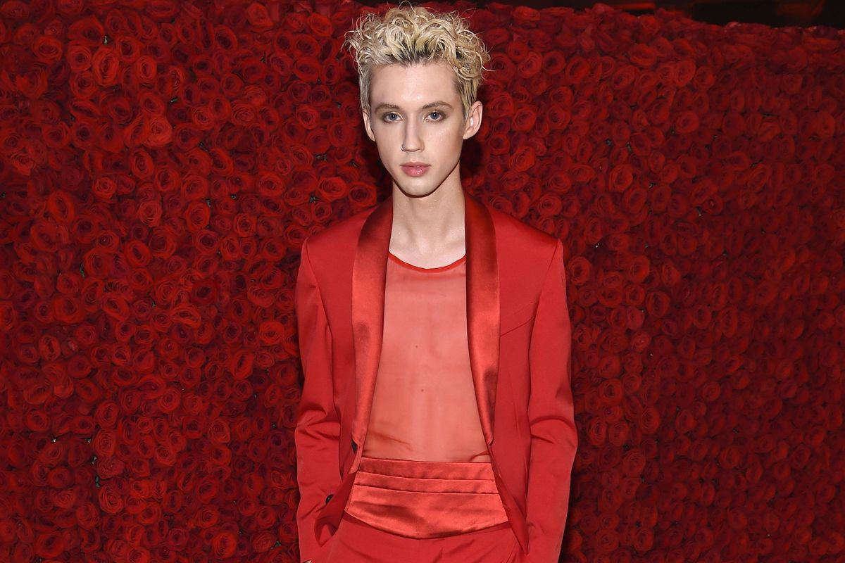 Troye Sivan Responds to Fan Criticism of Kim Petras