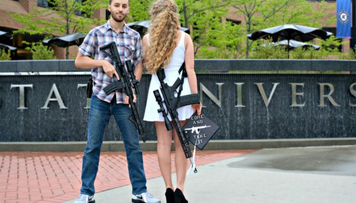 No, Kaitlin Bennett, It Is Not A Good Idea To Arm College Students