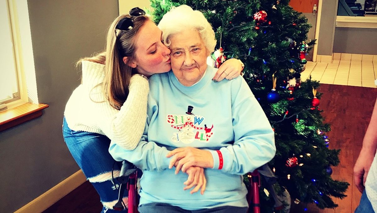 I'm A Granny's Girl Because My Granny Is The Toughest, Most Kind-Hearted Woman I Know