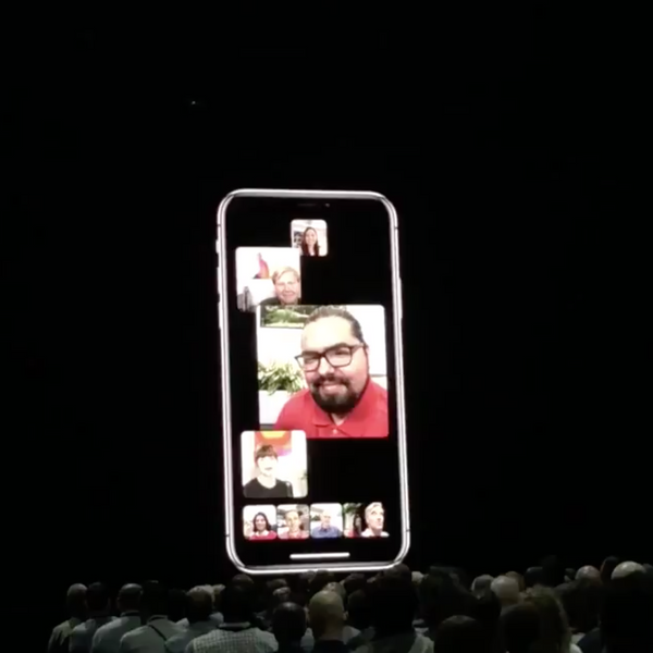 This New Apple Update Lets You FaceTime 32 People at Once