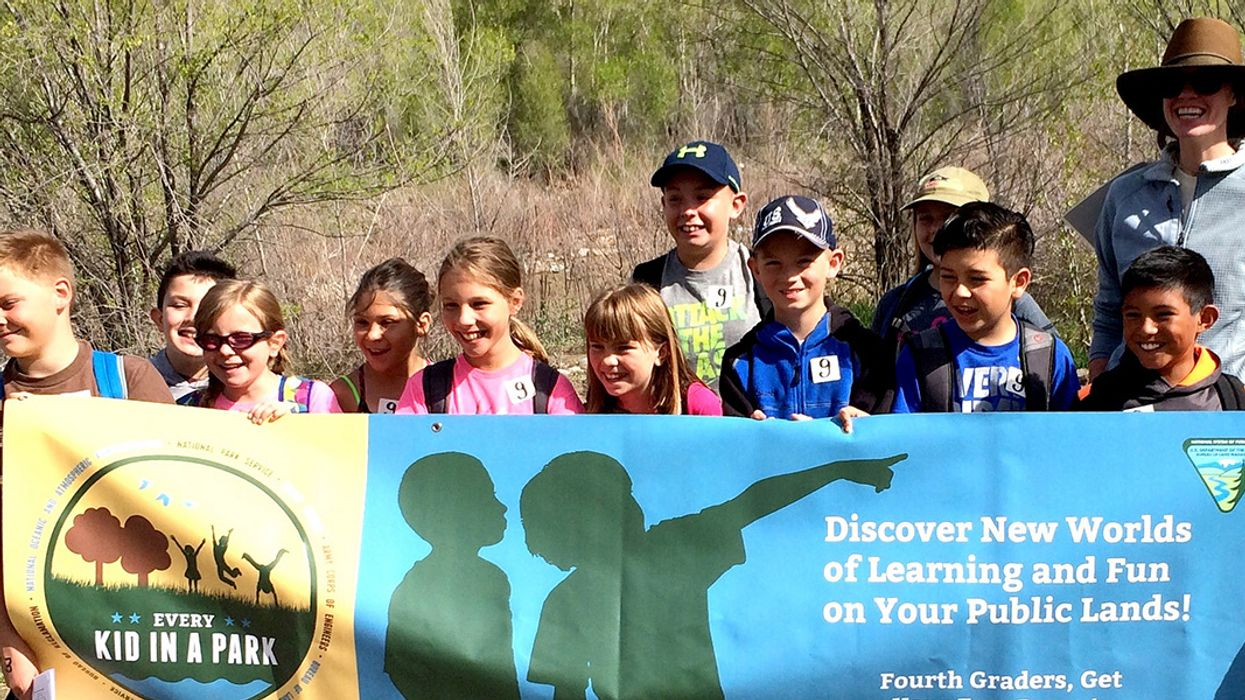 The Fight Is On to Save Program Giving Millions of Fourth-Graders Free Access to National Parks