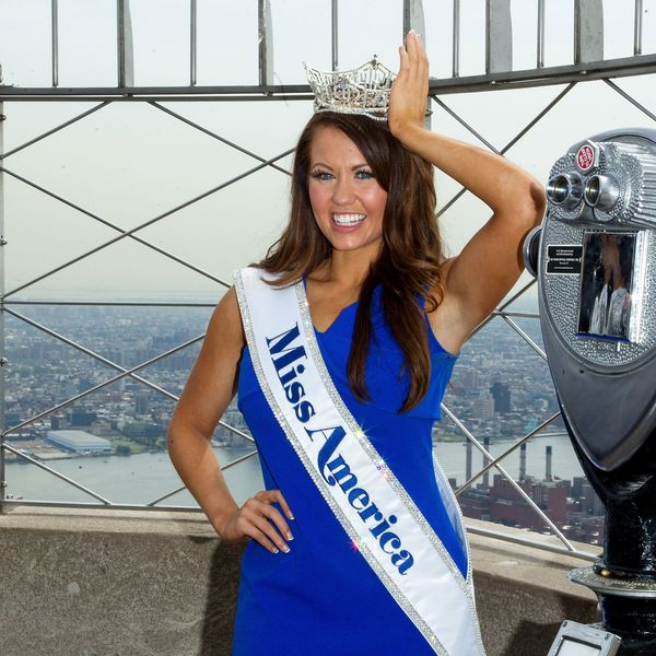 Miss America Throws Out Archaic Bikini Contest