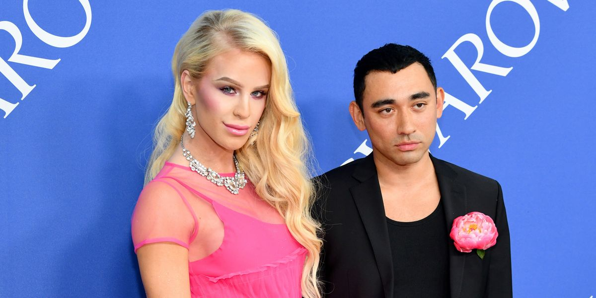 Nicola Formichetti on Gigi Gorgeous' CFDA Awards Dress