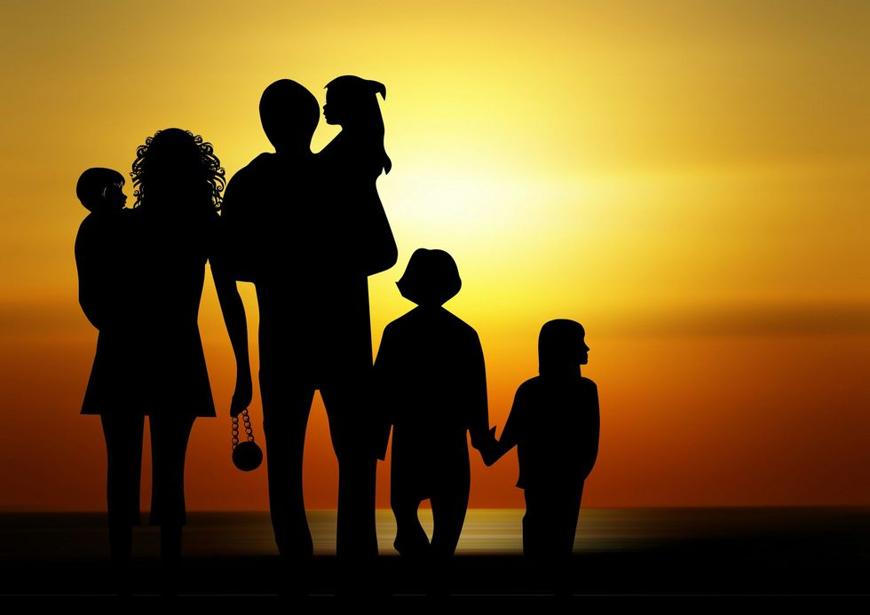 Family: One strong, powerful word