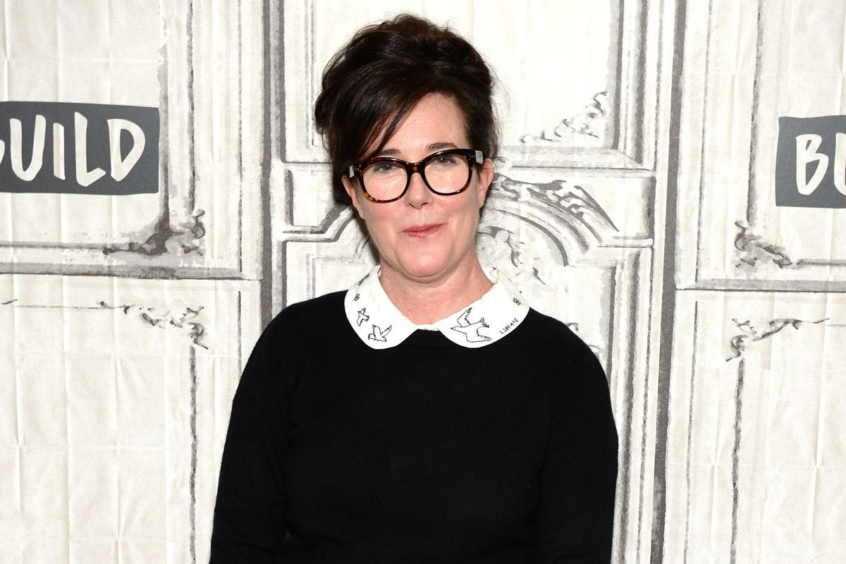 Kate Spade Found Dead at 55 of Apparent Suicide