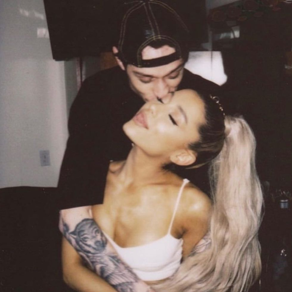 Ariana Grande and Pete Davidson Are Already Engaged And I Am Here For It