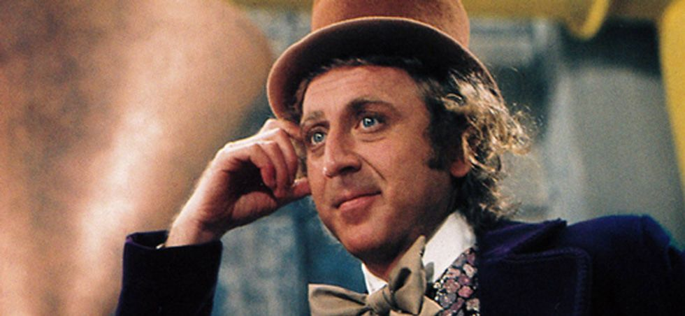 Chocolate King Willy Wonka Arrested on Charges of Murder, Slave Labor