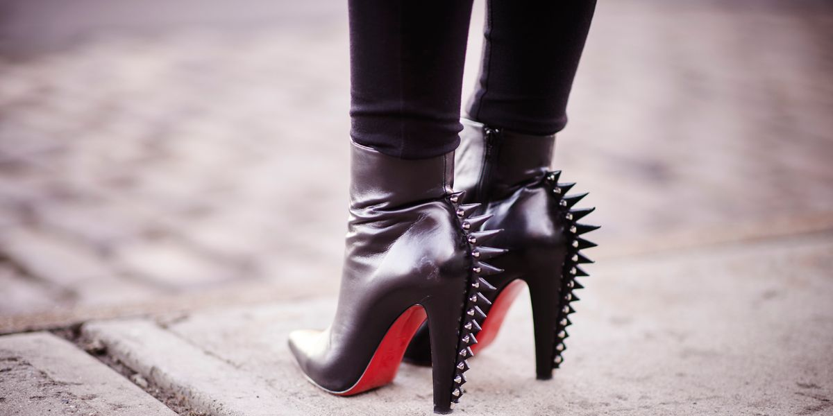 Louboutin Officially the Sole Maker of Red Bottom Shoes
