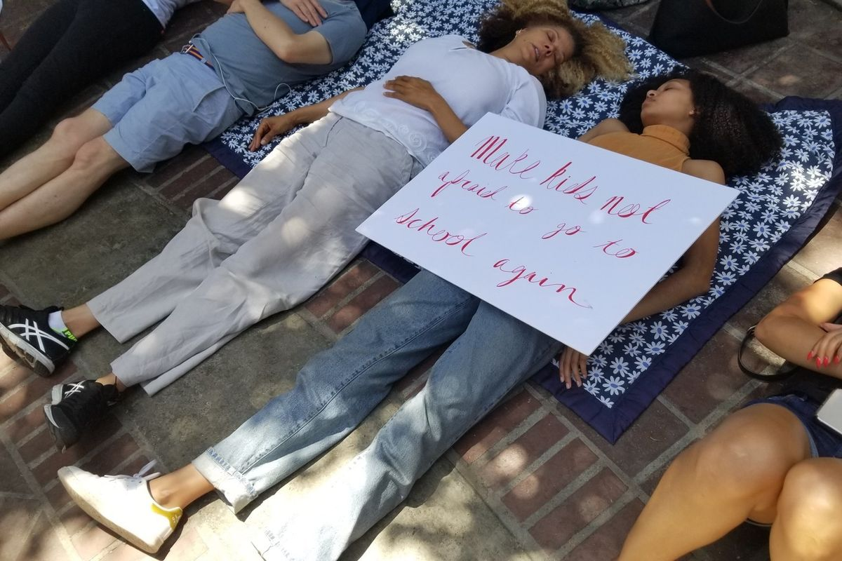 National Die-Ins Mark Two Year Pulse Anniversary