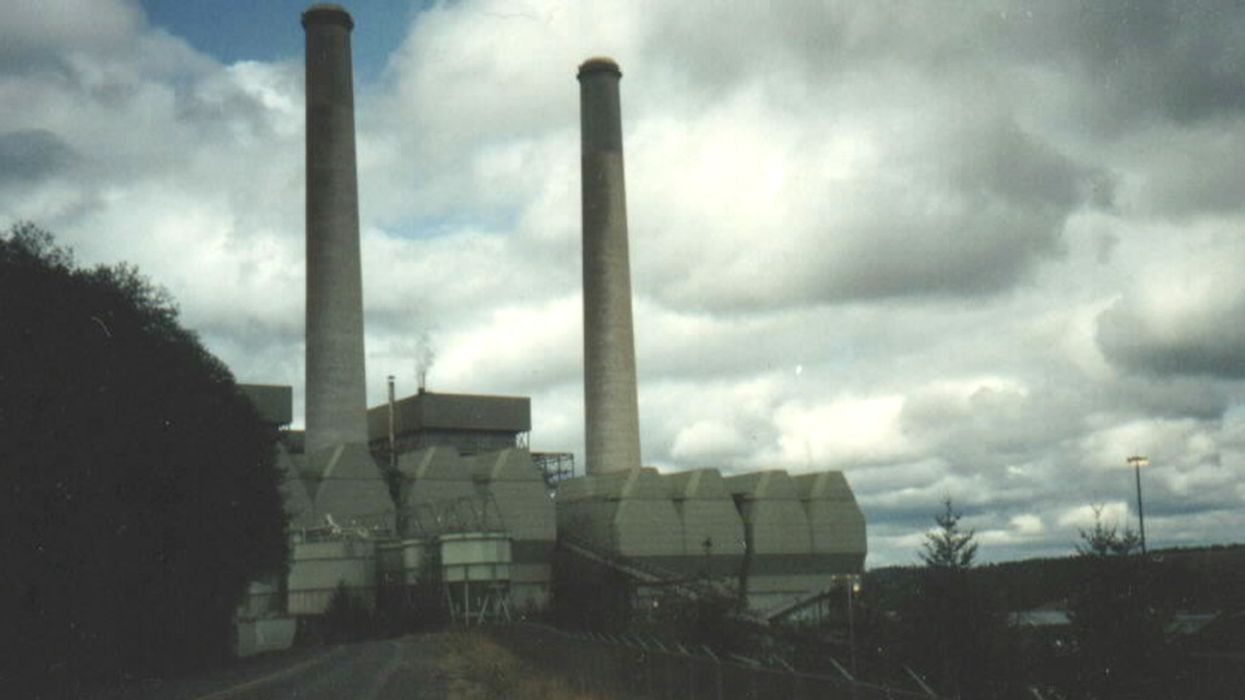 Major Coal-Fired Power Plant in Washington to Go Solar