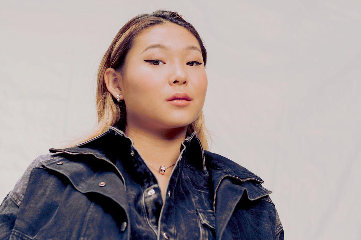 Chloe Kim Is Dominating the Halfpipe