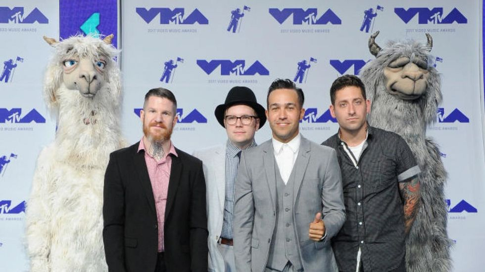 Here Is The Most Definitive Ranking Of All 7 Fall Out Boy Albums