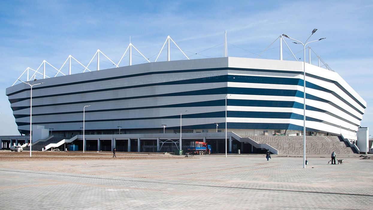 World Cup Touts 'More Sustainable Stadiums' But Some Were Built on Rare Wildlife Habitats