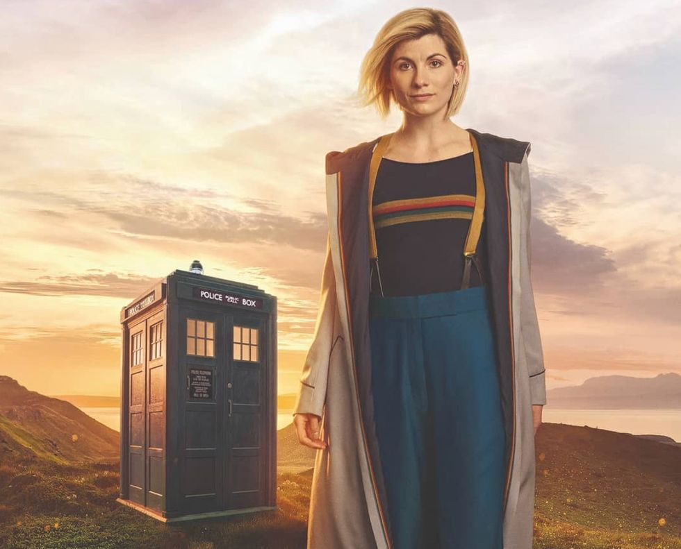 I'm SO Ready For Jodie Whittaker's Doctor In 'Doctor Who'