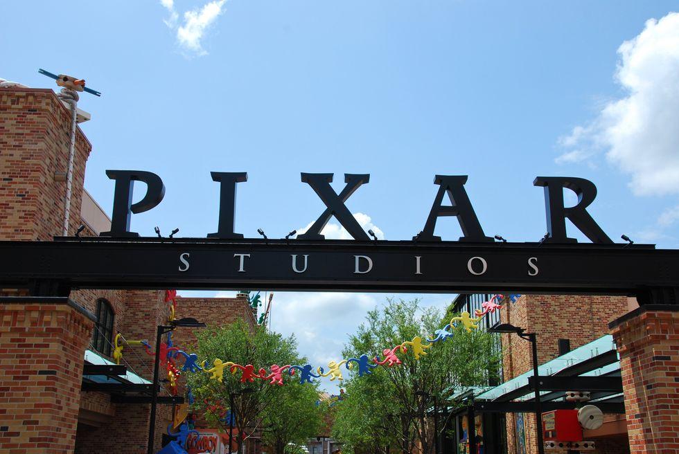 My Top 10 Disney•Pixar Films