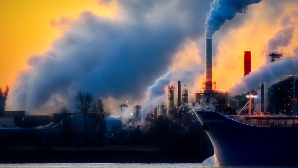 Global Carbon Emissions on the Rise Again Due to Coal Comeback
