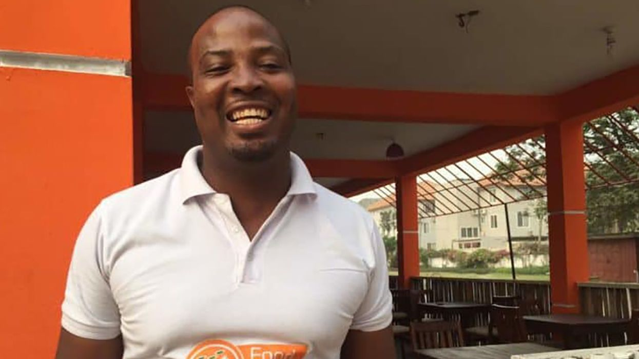 A Ghanaian Chef Feeding His Country and Combating Food Waste
