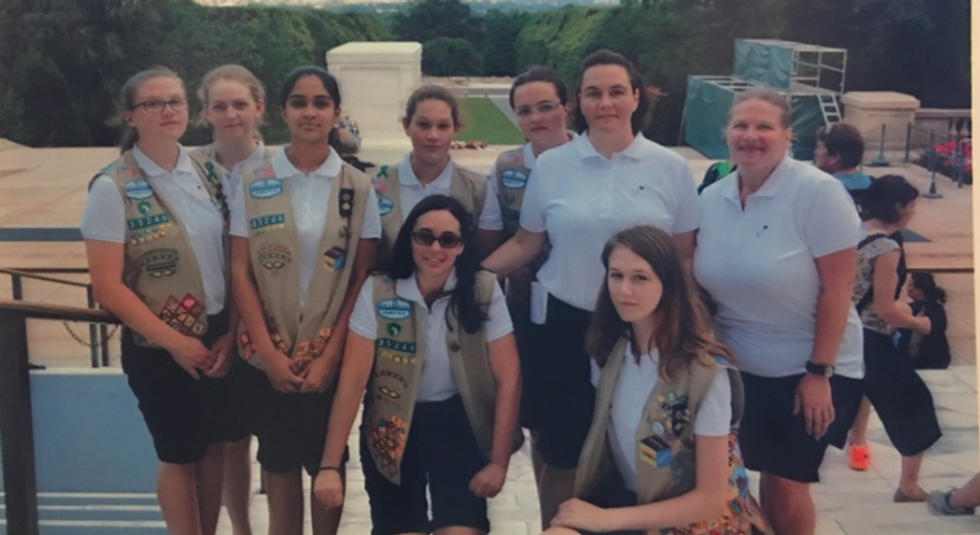 13 Life Lessons I Learned In 13 Years of Girl Scouting
